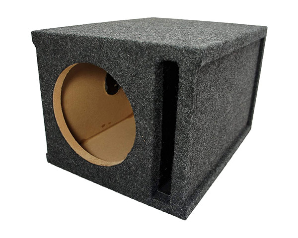 "6 1//2/"" Single Speaker Enclosure 6.5 Speaker box 1 6.5 sub box Ground shaker"