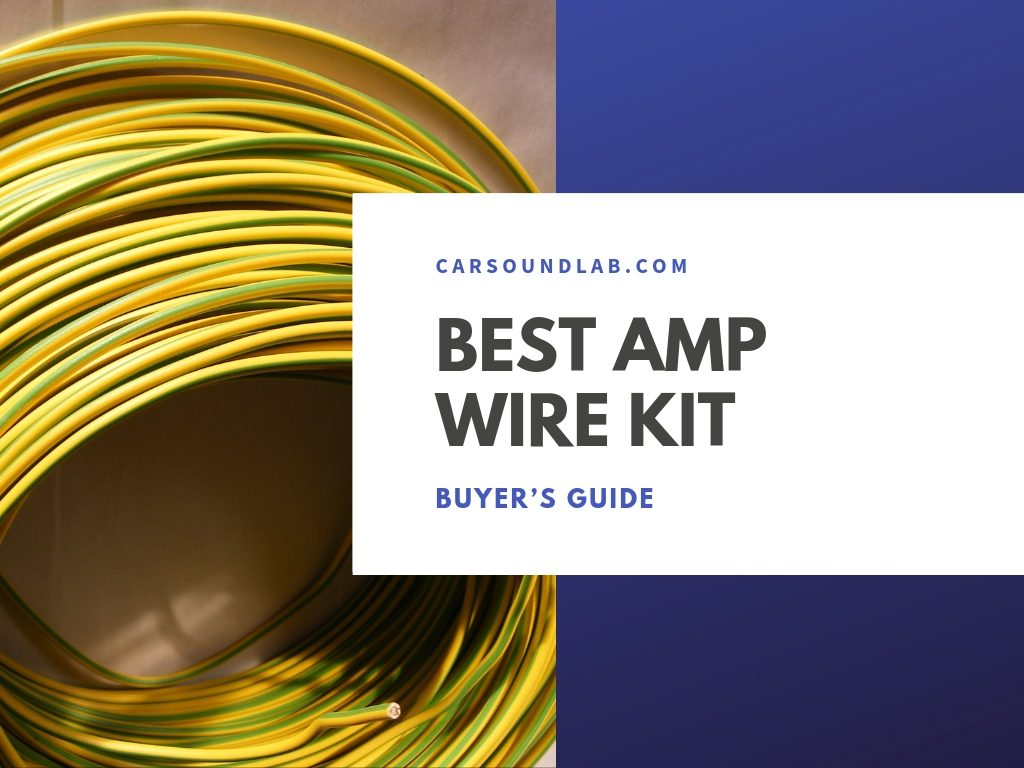 Best Amp Wire Kit