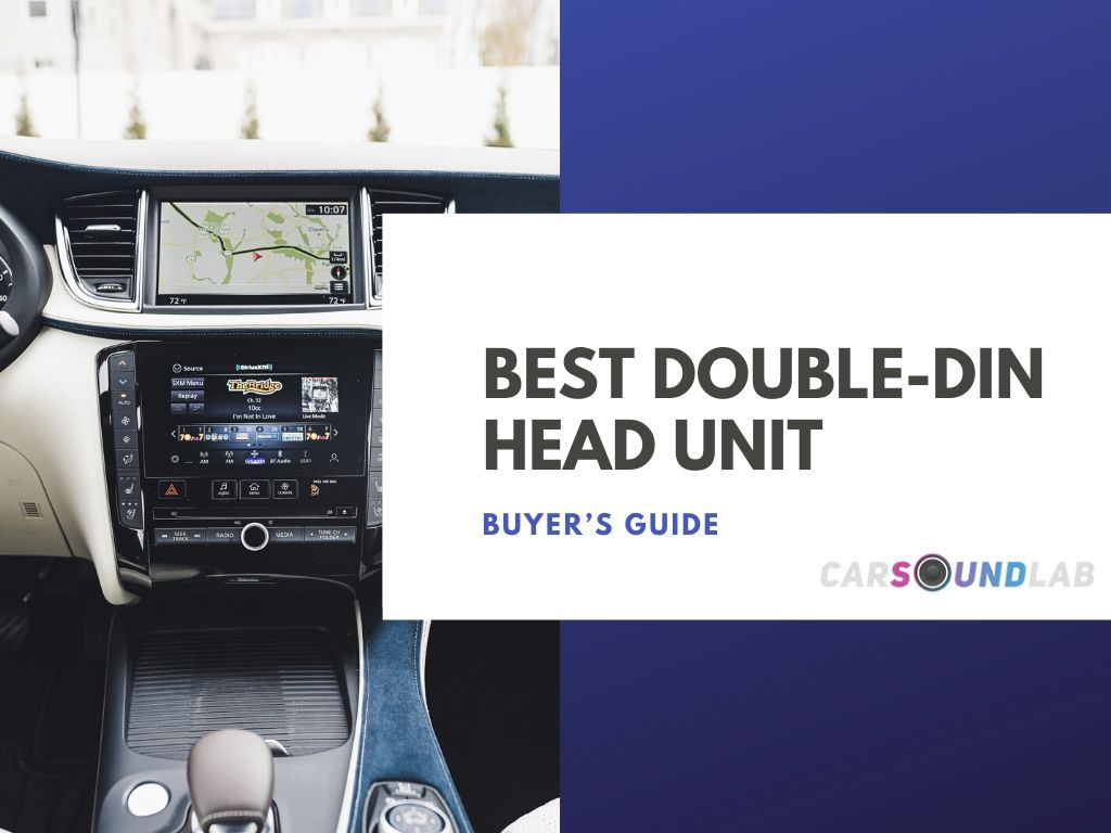 Best Double Din Head Unit car stereo