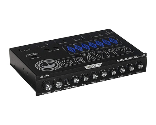 Gravity GR-EQ9 Equalizer