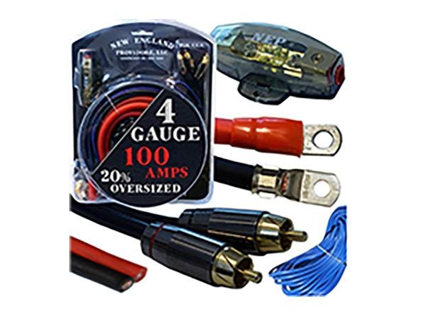 NEP 4 Gauge CCA Premium Kit review